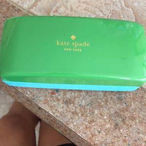 Kate spade sunglasses case